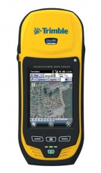 Odbiornik GNSS Trimble GeoExplorer GeoXH 6000, modem 3.5G, Floodlight